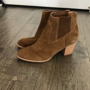 Dolce vita booties. Size 8.5